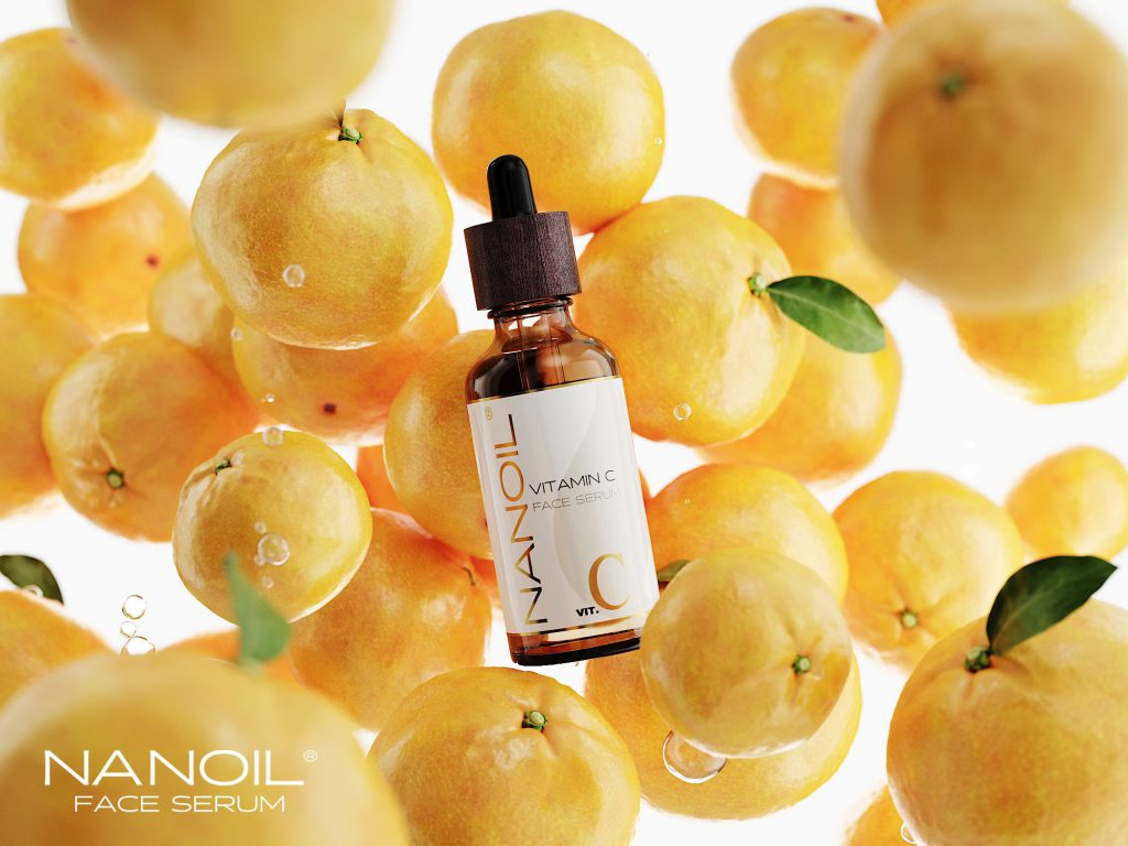 Nanoil best vitamin c face serum
