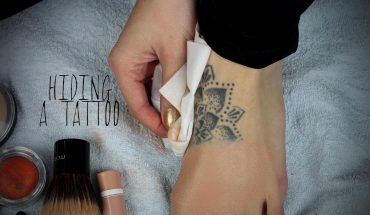 How to cover tattoo