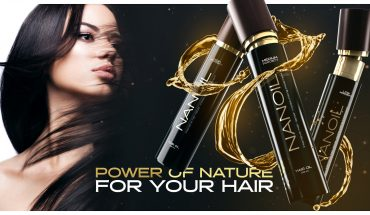 Nanoil hair oils for all hair types