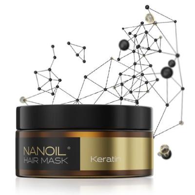 Nanoil - the best keratin hair mask